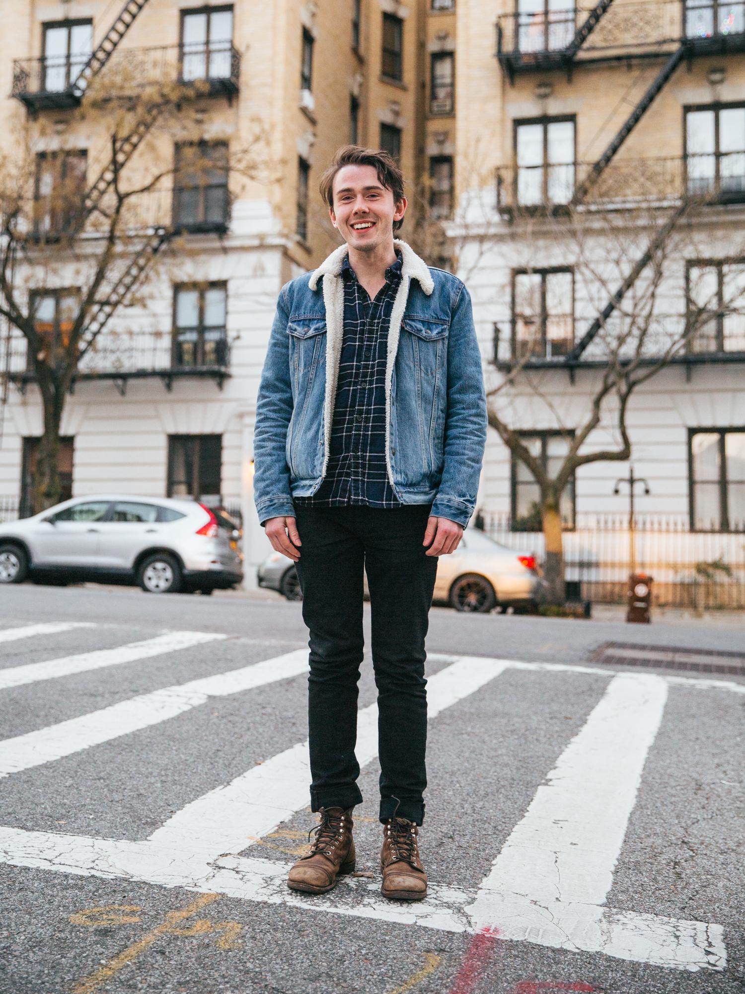 Nicholas Ryan Pennington New York