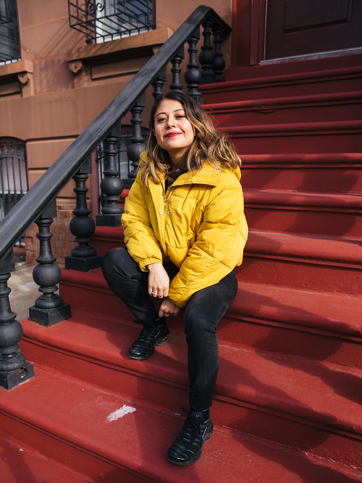 Cynthia Larenas New York