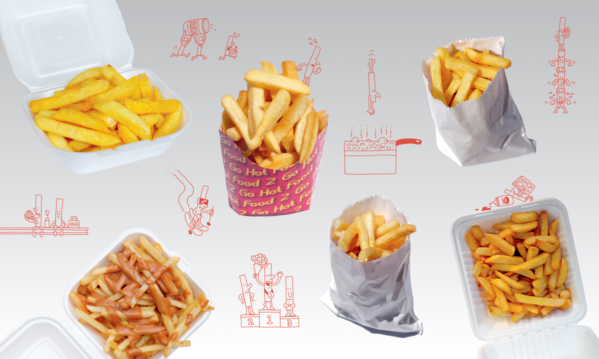 Adelaide's best hot chips - CityMag