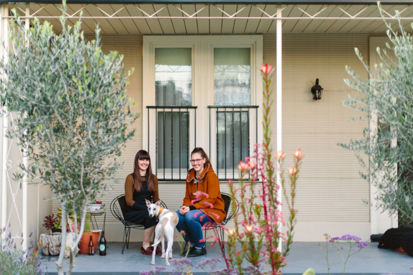 Meet the cover heroes of CityMag Issue 14: Olivia Watson, Amy Joy Watson and Wally Watson the Whippet.