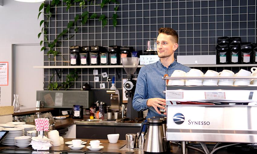 adelaide café