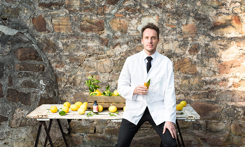 Influential Australian bar owner –Matt Bax